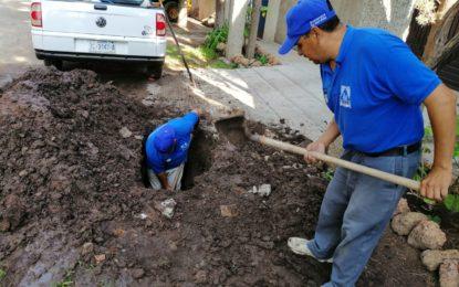 INCREMENTAN FUGAS EN LA VÍA PÚBLICA POR DESCENSO DE TEMPERATURA