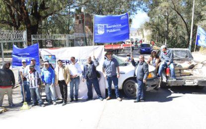 CARAVANA DE SERVICIOS PÚBLICOS ATIENDE PROLONGACIÓN GALEANA
