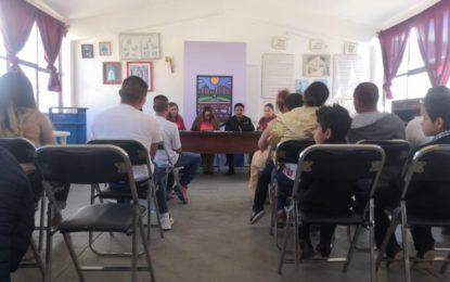 OFICIAN MATRIMONIOS EN EL CENTRO PENITENCIARIO DE JEREZ