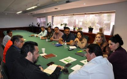 SUSPENDE PRI ZACATECAS EVENTOS MASIVOS Y REUNIONES EN MUNICIPIOS