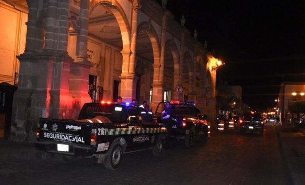Se realiza permanente el operativo de seguridad para mantener medidas de contingencia por el COVID-19 en Jerez