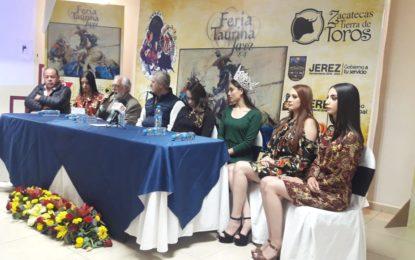 """""""Zacatecas, Tierra de Toros"""" dio a conocer la corrida de toros y el festival de niños toreros dentro de la Feria de Primavera Jerez 2020"""