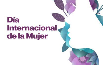 El INMUJE realizará diversas actividades durante esta semana con motivo de Día Internacional de Mujer.