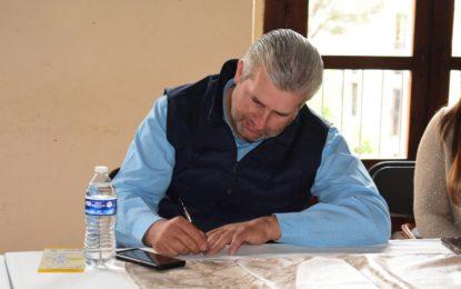 El Alcalde Antonio Aceves Sánchez asistió a la reunión del Sector Salud para revisar y compartir estrategias contra la propagación del Coronavirus (COVID-19) en la localidad.