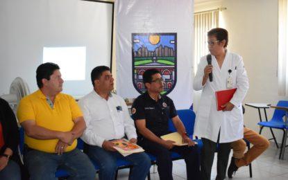 COMITÉ MUNICIPAL DE SALUD ACUERDA ESTRATEGIAS PARA HACER FRENTE AL COVID-19 EN JEREZ