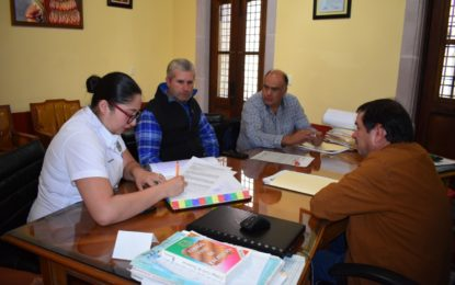 DAN CERTEZA JURÍDICA AL HOSPITAL GENERAL DE JEREZ