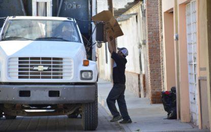 DISMINUYEN RESIDUOS SÓLIDOS EN EL CENTRO DE JEREZ POR ALERTA SANITARIA