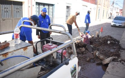 RECOMIENDAN CUIDADO DEL AGUA EN TEMPORADA DE CALOR