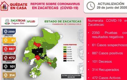 Ya hay dos casos positivos de Coronavirus en Tlaltenango!!