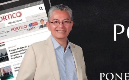 Código político…¿Qué pasó con las denuncias contra Miguel Alonso?